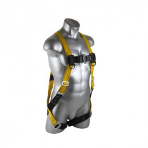 Guardian Fall Protection (01703) Velocity Harness, S/L
