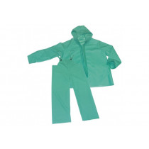 Ironwear® (9031) 2-Piece Flame Resistant Chemical Rainsuit