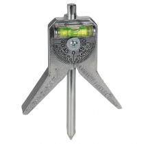 Jackson Safety* 14775 Contour Standard Centering Head -  NO 6 Size -  For Use With 1/2 - 4 in Diameter Pipe