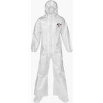 ChemMax® 2 -  C72150 Protective Coverall, Hood, Elastic Face/Wrist/Boots, 4X