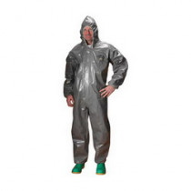 Lakeland® C3T132-XL Chemical Resistant Coverall 6 per CASE -  XL -  48 - 50 in Chest -  29 in Inseam -  Gray