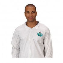 Lakeland® CTL417-3X Disposable Coverall 25 per CASE -  3XL -  56 - 58 in Chest -  29 in Inseam -  White -  MicroMax® NS Microporous Film