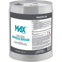 MAX™ by ABATIX™ Low-Odor Adhesive Remover, 5 Gallon Pail