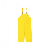 MCR Safety River City River City 800BF 1-Piece Bib Pant Without Fly -  4XL -  Yellow -  0.35 mm Neoprene/Nylon