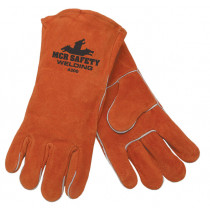 Brown Select Leather Welder