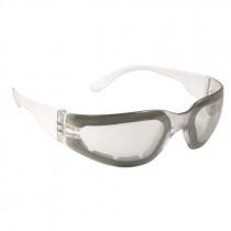 Radians® Mirage™ Foam Safety Glasses, Indoor/Outdoor Frame, I/O Anti-Fog Lens