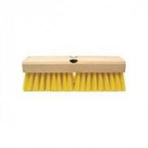 Magnolia Brush Deck Scrub Brush -  10 in Block -  10 in OAL -  2 in Polypropylene Trim