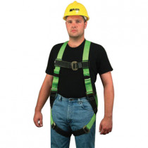 Miller® by Honeywell 650T/UGK Harness -  Universal -  400 lb -  Green -  Polyester with PTFE Strap