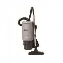 Nilfisk® 9060709010 Electric Light Weight Portable Back Vacuum Cleaner -  10 qt -  1300 W -  1.7 hp -  9.5 A -  110 - 120 V -  60 Hz