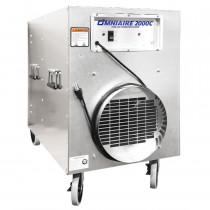 OmniAire OA2000C HEPA Negative Air Machine, 1600 cfm