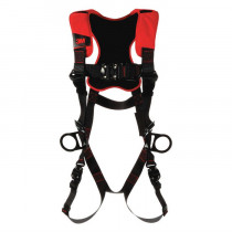 3M™ Protecta® (1161445) Vest-Style Climbing Harness, Quick-Connect Connections