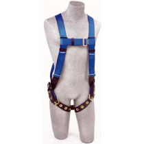3M™ Protecta® Vest-Style Harness (AB17550), Universal Size