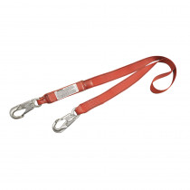 3M™ Protecta® Single-Leg Shock Absorbing Lanyard, 6 ft