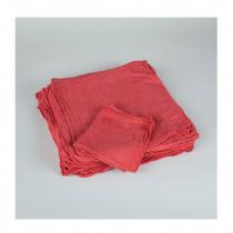 Shop Towels, Red, 25/bag