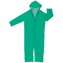 Dominator™ (2981) .35mm PVC/Polyester Green Coverall
