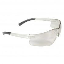 Radians® Rad-Atac™ Safety Glasses, Clear Frame and Lens