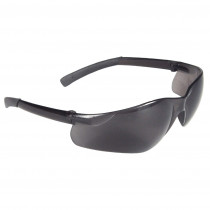 Radians® Rad-Atac™ Safety Glasses, Smoke Frame and Lens