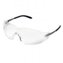 MCR Safety S21 Series Safety Glasses, Frameless Design, Clear Lens