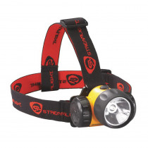 Streamlight® HAZ-LO® Non-Rechargeable Headlamp w/ Elastic Head and Hard Hat Strap