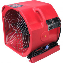 Phoenix FOCUS™ 4025200 Axial Air Mover, Red
