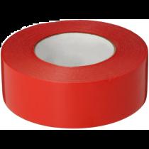 "General Purpose PE7 Polyethylene Film Tape, Red, 2"""
