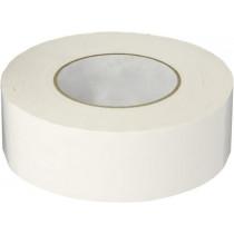 """General Purpose Premium PE Film Tape, White, 3"""", 1 Roll"""