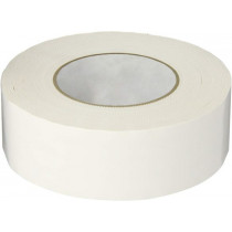 """General Purpose Premium PE Film Tape, White, 3"""""""