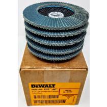 """Dewalt XP Extended Performance Flap Disc, Type T29, 4-1/2"""" x 5/8""""-11, 40 Grit"""