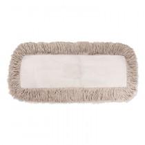 """Boardwalk® Industrial Dust Mop Head, Hygrade Cotton, 48"""" w x 5"""" d"""