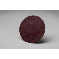 3M™ Roloc™ Disc 361F Coated Aluminum Oxide Quick Change Disc - 60 Grit - 3 Inch Diameter - Cloth Backing