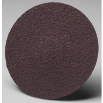 3M™ Roloc(TM) Coated Finishing Disc - 3 in Disc Dia, Aluminum Oxide, P120 Grit, 20000 RPM