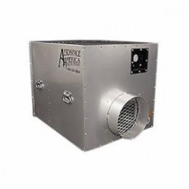 Aerospace 9103H Negative Air Machine With Hourmeter -  1 hp -  Pre-Filter/HEPA Filter -  1000 cfm