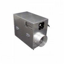 Aerospace 9180 Negative Air Machine -  1 hp -  Pre-Filter/HEPA Filter -  1200 - 1850 cfm -  33 in L x 18 in W x 26 in H