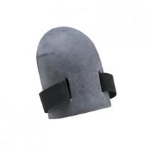 Allegro® 7100 Contour Knee Pad -  Universal -  Soft -  Hook and Loop Closure -  Gray -  Foam -  Rubber
