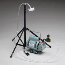 Allegro® 9801 Oil Less Jarless Sampling Pump With Stand -  0 - 30 lpm -  1/10 hp -  115 VAC -  60 Hz -  3450 rpm -  Single Phase