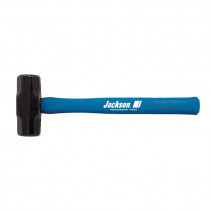 Jackson® 1196800 Sledge Hammer -  Double Face -  3 lb Head Weight -  Forged Steel Head