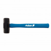 Jackson® 1197000 Engineer's Hammer -  Double Face -  4 lb Head Weight -  Alloy Steel Head
