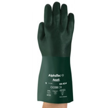 AlphaTec® 04-414 Chemical-Resistant Gloves