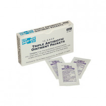 Pac-Kit® 12-001 Triple Antibiotic Ointment 12 per BX -  0.5 g -  Box -  Neomycin -  Polymyxin-B Sulfate and Bacitracin