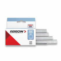 Arrow™ P22 Staples -  5/16 in Leg Length -  7/16 in Crown Width -  Steel