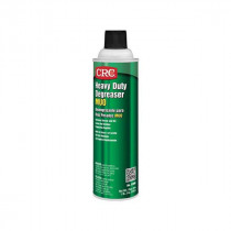 CRC® 03995 Heavy Duty Degreaser -  20 oz Aerosol -  Liquid -  Clear -  Chlorinated Solvent