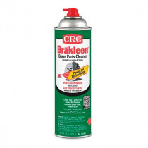 CRC® 05054 Non-Chlorinated Brake Parts Cleaner -  20 oz Aerosol -  Liquid -  Clear -  Solvent