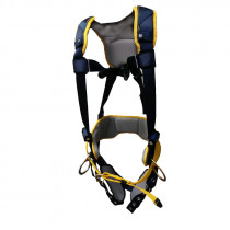 3M Fall Protection DBI Sala - Delta™ 3 Construction Style Harness - Back & Side D-Rings