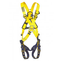 Delta™ Cross-Over Style Climbing Harness, Universal Size