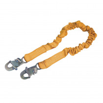 3M™ DBI-SALA® ShockWave™2 Shock Absorbing Lanyard, Single Leg, 6'