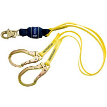 DBI-SALA® Force2™ 6 ft 100% Tie-Off Shock Absorbing Lanyard