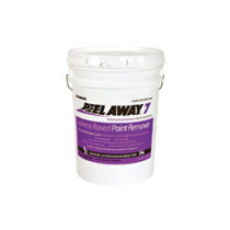Peel Away® Biodegradable Solvent Based Paint Remover -  5 gal -  Light Brown