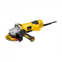 DeWALT® D28114N High Performance Angle Grinder With No Lock-On -  4-1/2 in Wheel -  5/8-11 -  2.3 hp -  120 V -  Yellow (Bare Tool)