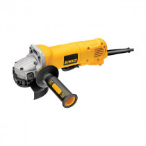 DeWALT® D28402N Small Heavy Duty Angle Grinder With No Lock-On -  4-1/2 in Wheel -  5/8-11 -  1.6 hp -  120 V -  Yellow (Bare Tool)