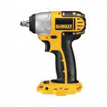 DeWALT® DC823B High Performance Cordless Impact Wrench With Hog Ring Anvil -  3/8 in Straight/Square Drive -  2700 bpm (Bare Tool)